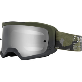 Fox Main II Gain Spark Goggles, camo/chrome mirrored